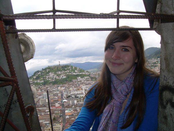 Quito at age 18