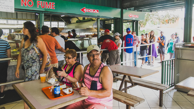 Lechonera Los Pinos Guavate Puerto Rico Eternal Arrival