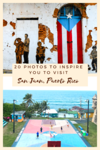 Old San Juan, Puerto Rico is a beautiful colonial city in the heart of the Caribbean. Get inspired to visit by these photos!