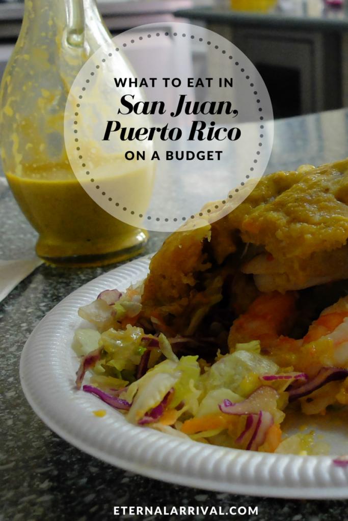 Cheap Eats In San Juan Puerto Rico Best Meals Under 10