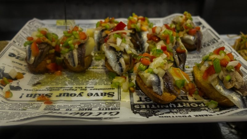 anchovy-pepper-pinchos