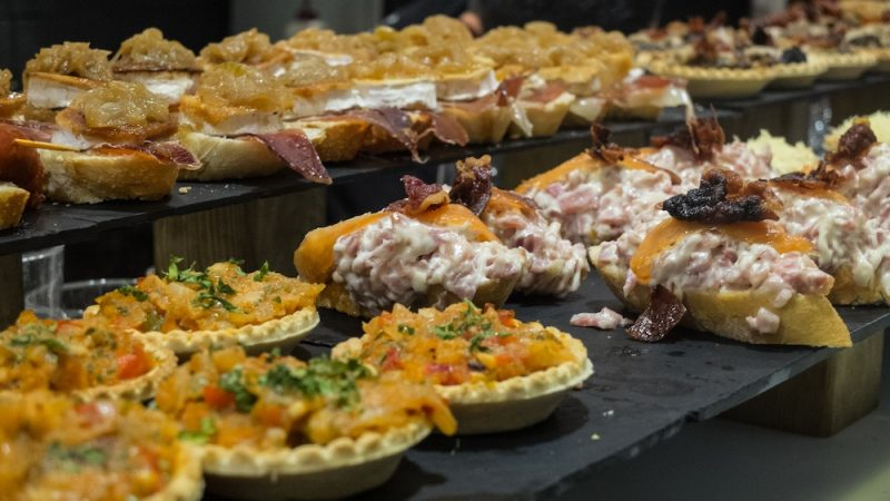 array-of-pintxos