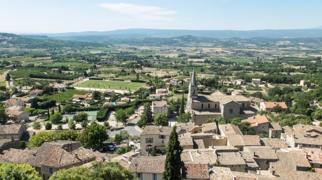 Villages in Provence- Bonnieux