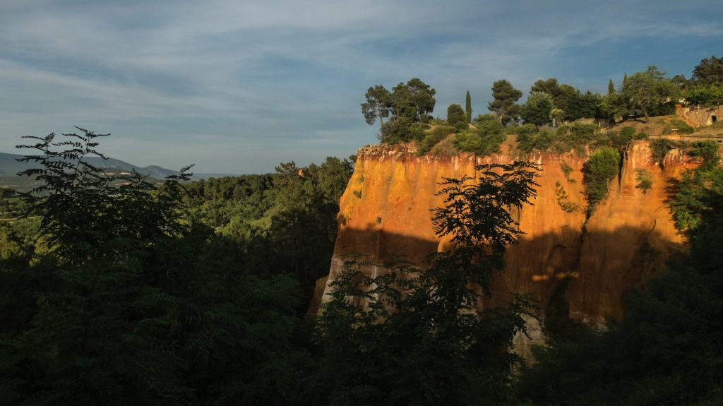Provence Villages and Hill Towns - Roussillon