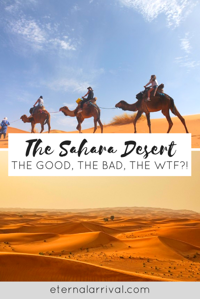 A story of an uncomfortable camel ride, sexual harassment, and an epic sunrise on a 3 day Sahara desert tour from Marrakesh, Morocco.