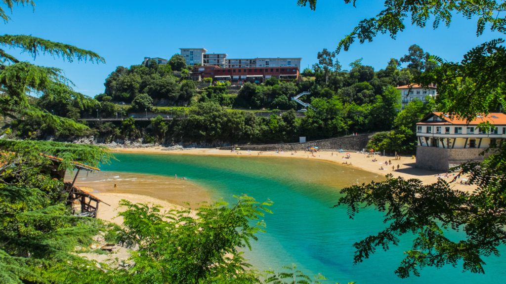 The views in Lekeitio. Click to learn more!