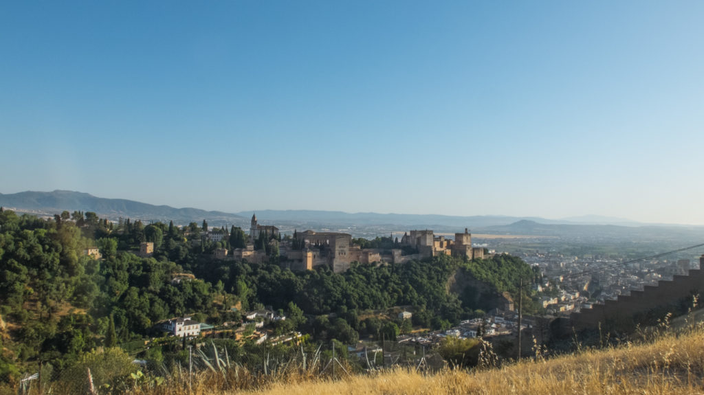 This view is free, but seeing the Alhambra up close won't break the bank either.
