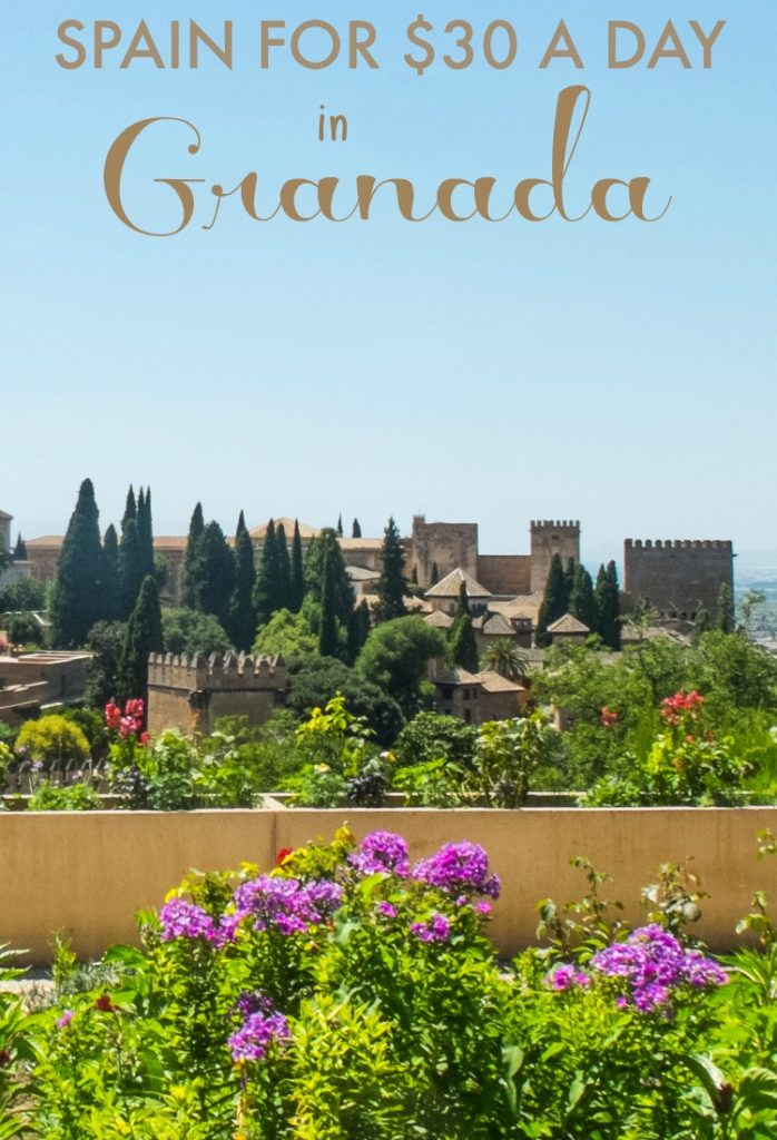 Granada's claim to fame is the Alhambra, but it's a little known fact that it's actually one of Spain's cheapest cities! With plentiful affordable hostels, a walkable city plan, and best of all - free tapas - you can live pretty luxuriously in Granada for less than $30 a day!