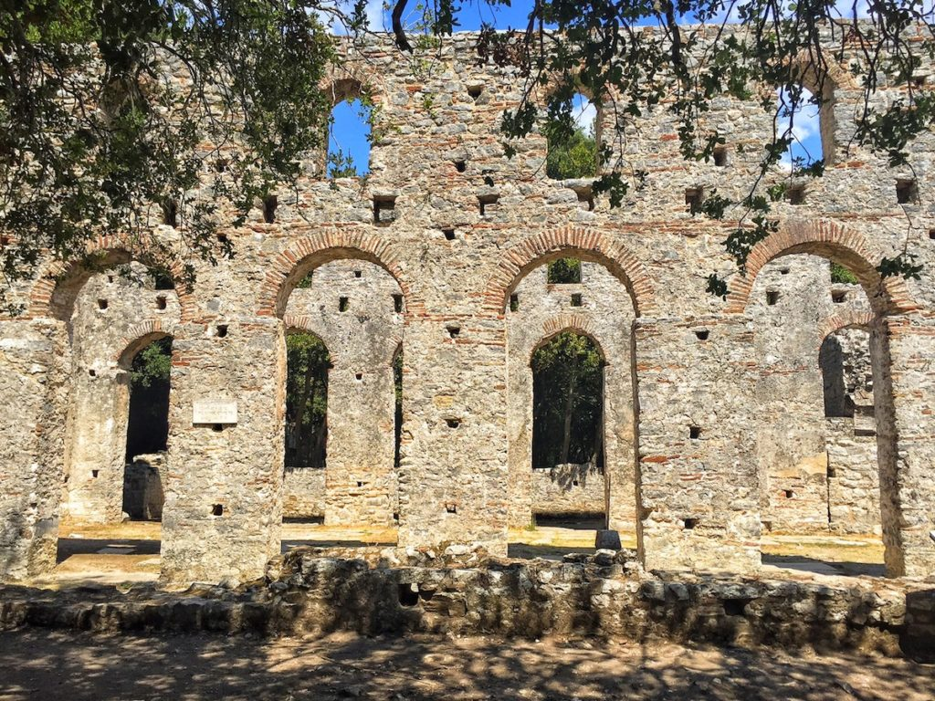 day trips from Saranda Albania