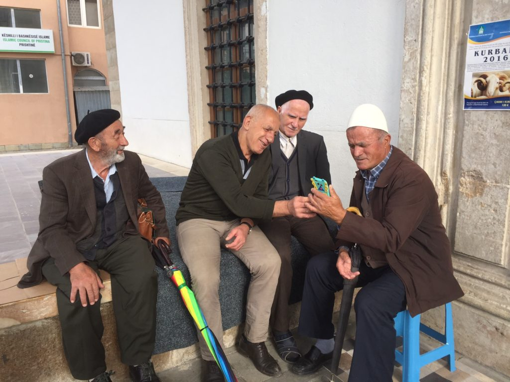 talk with locals - things to do in Kosovo