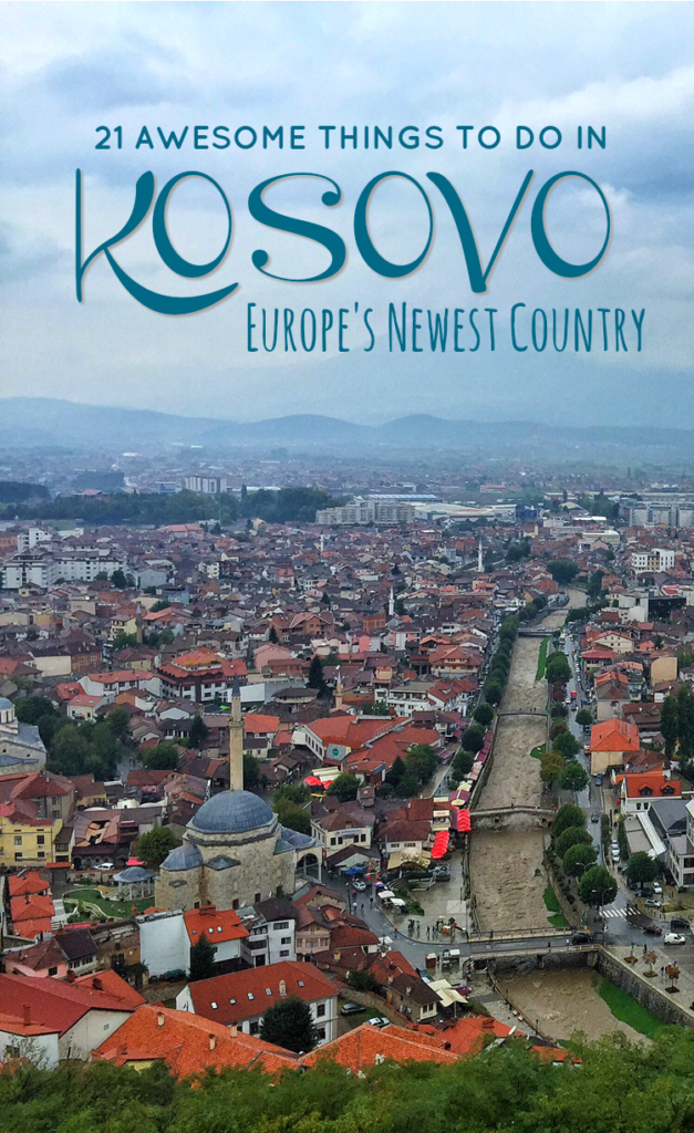 Kosovo only officially declared its independence in 2008, making it the youngest country in Europe and second youngest in the world. It may be a tiny, landlocked country, but there are so many amazing things to do in Kosovo. Here are just 21 ideas!