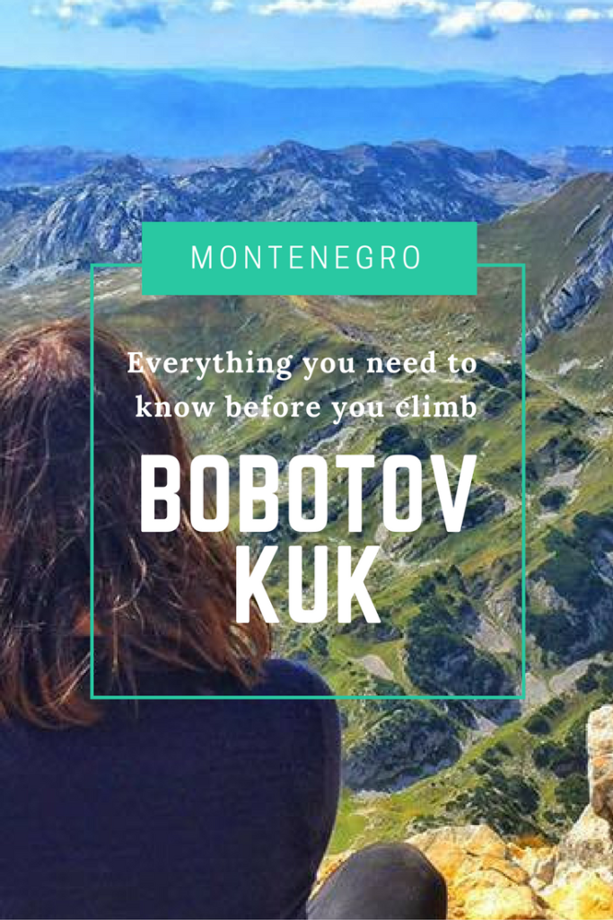 Hiking Durmitor National Park's highest mountain, Bobotov Kuk, should be on your Montenegro bucket list. Read on to learn about the difficulty, safety, and how I managed to summit my first mountain!