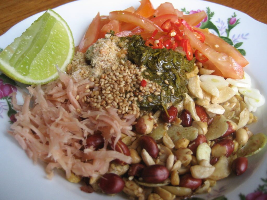 Burmese food is one of the world's best foods