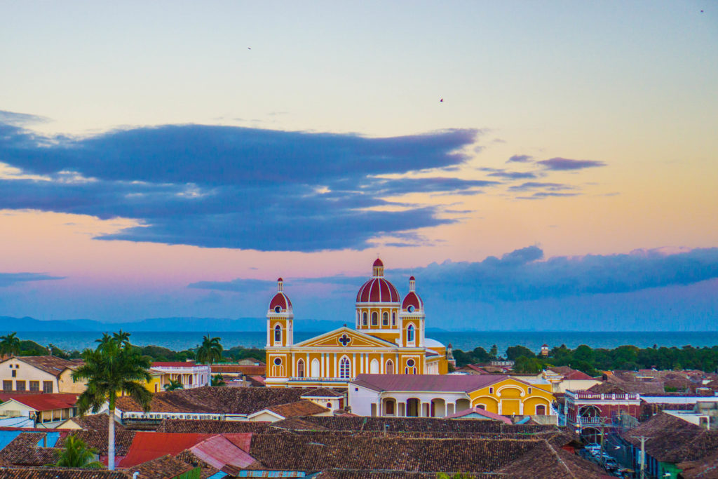 Get The Best View Of Nicaragua S Most Iconic Church