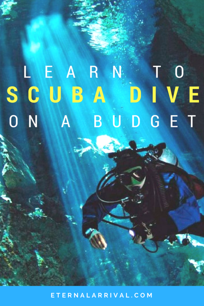 Best Places To Learn To Scuba Dive On A Budget Eternal Arrival - 10 best places to learn to dive the padi way