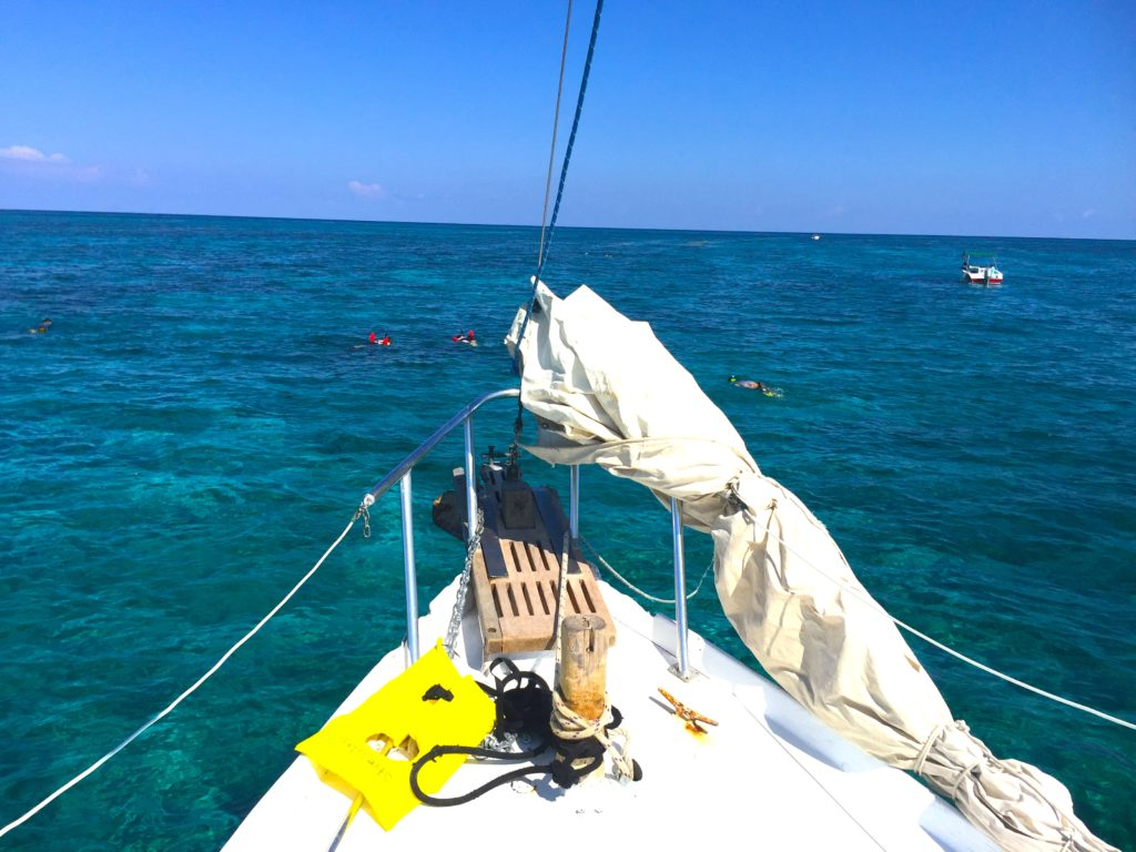 Snorkeling Caye Caulker with Ragamuffin Tours
