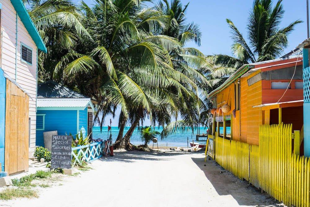 Cheap Hotels In Caye Caulker Belize
