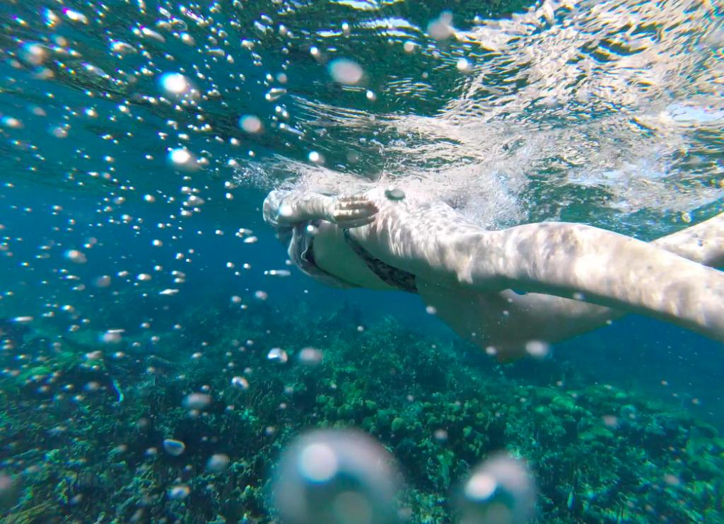 Snorkel Belize in Hol Chan Marine Reserve