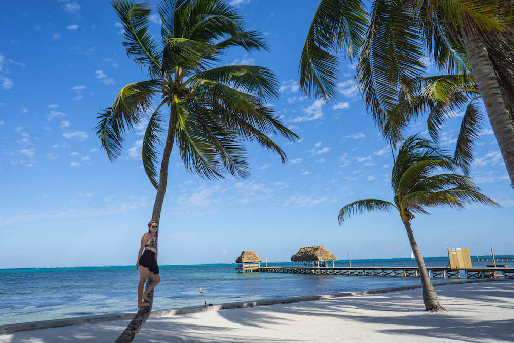 Our luxury boutique hotel experience in Belize Ambergris Caye