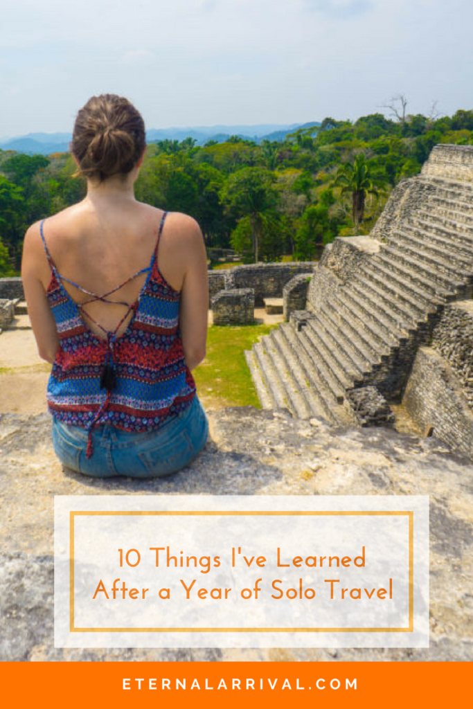 What I've learned from a year of solo female travel: tips, photos, and musings after traveling Europe, Central America, and the USA