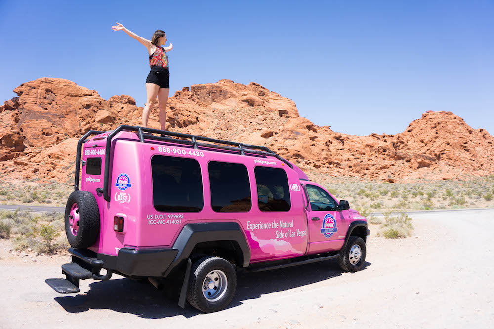pink-jeep-tour-vegas-valley-of-fire - Eternal Arrival