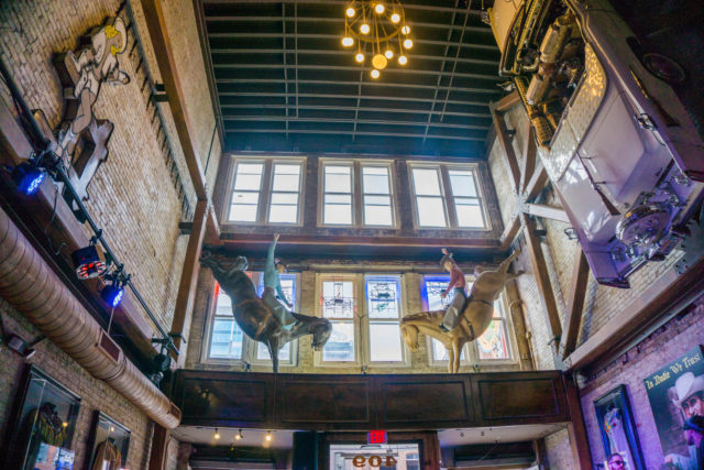 dancing in a honky tonk, on your 3 day Nashville itinerary!