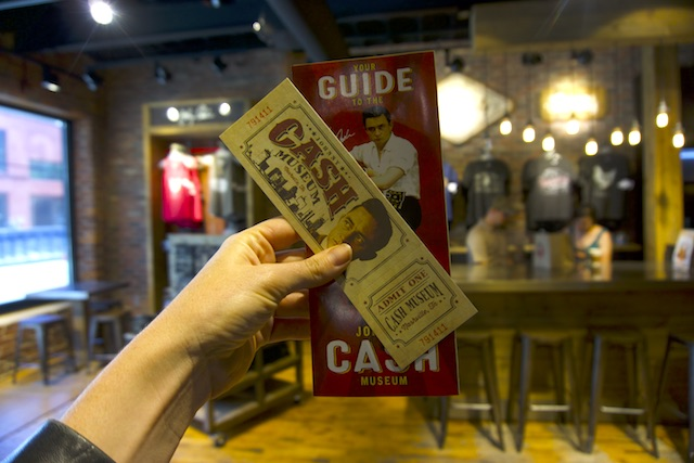 even if you only have 3 days in Nashville, check out the Johnny Cash museum