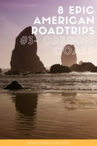 Check out some of the most epic bucket list road trips in the US, including the Oregon Coast. All the best stops to make on your vacation, including hikes, camping, and fun things to do along the way.