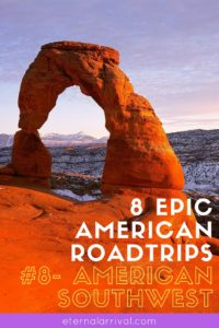 See the national parks of Utah on an epic bucket list road trip -- check out Arches, Bryce, Canyonlands, and Zion, plus the Grand Canyon, Antelope Canyon and Horseshoe Bend in Page, and more! Details on the blog.