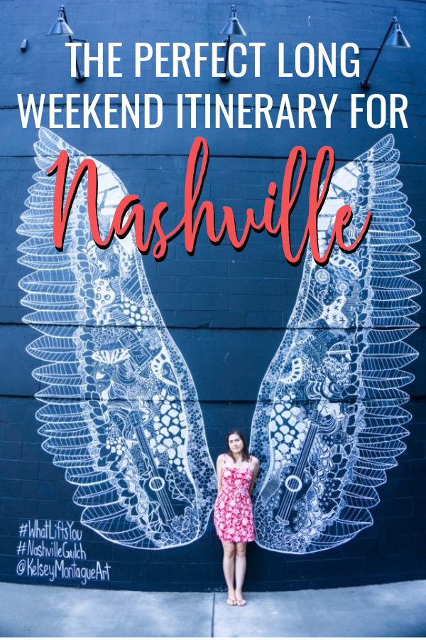 Planning a weekend in Nashville? This 2 or 3 day itinerary for Nashville will help you plan an excellent trip to Music City. Find epic street art, eat delicious food, and dance in one of the honky tonks.