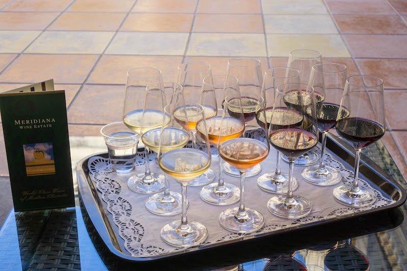 Drink Maltese wine at Meridiana wine estate
