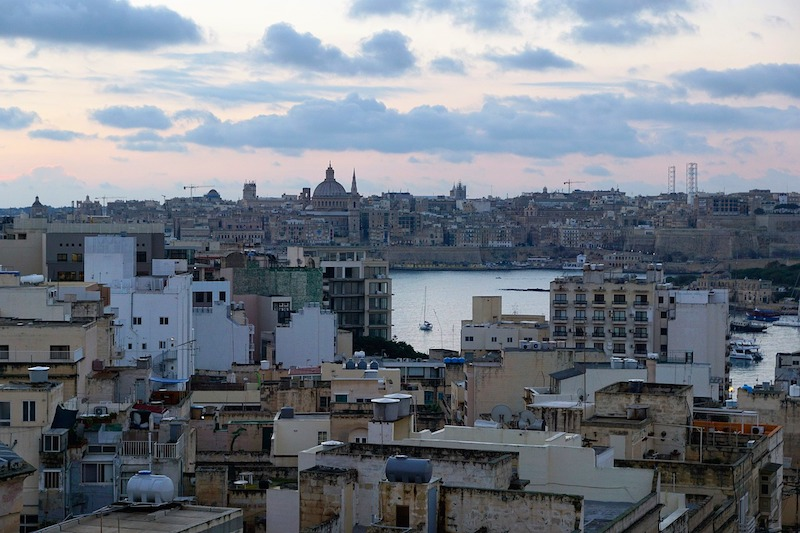 where to stay in malta - Sliema