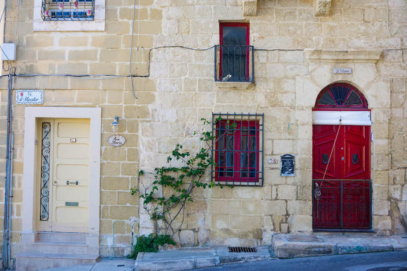 Spend one of 3 days in Malta in colorful Birgu