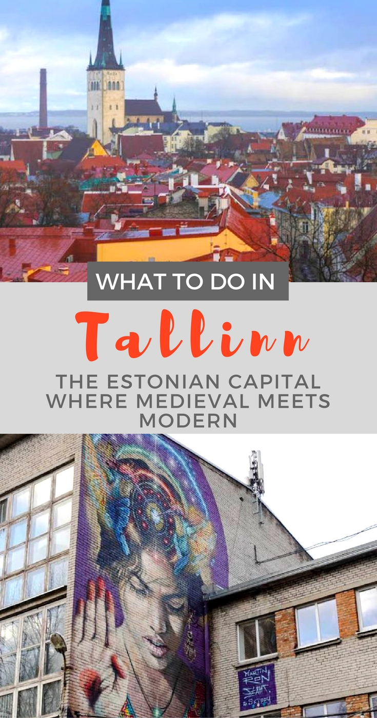 There are so many fun things to do in Tallinn, Estonia's quirky capital city. With fairytale medieval alleyways and street art galore, a delicious food and beer scene, and an interesting Soviet past, here are 15 unique and exciting things you have to add to your Tallinn itinerary!