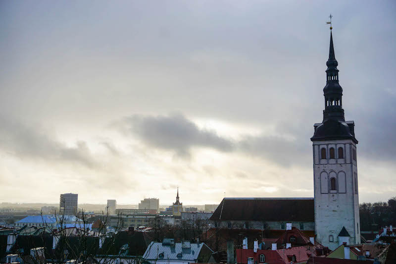 What can you do in Tallinn in the winter? A lot, actually