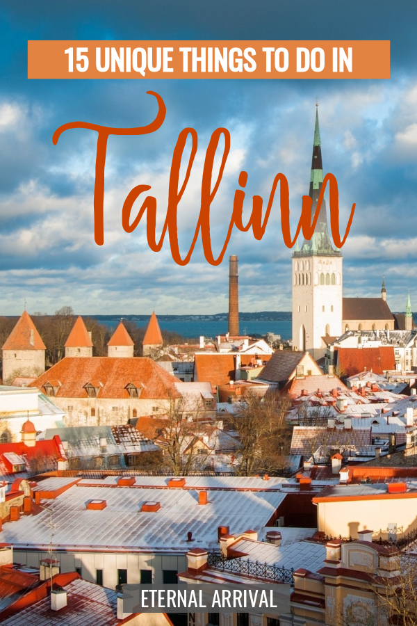 If you're planning Tallinn city break, check out my guide to the top things to do in Tallinn. This will help you plan your Tallinn itinerary - see UNESCO-listed Old Towns, learn about its Soviet history, explore cool museums, & discover crazy street art!