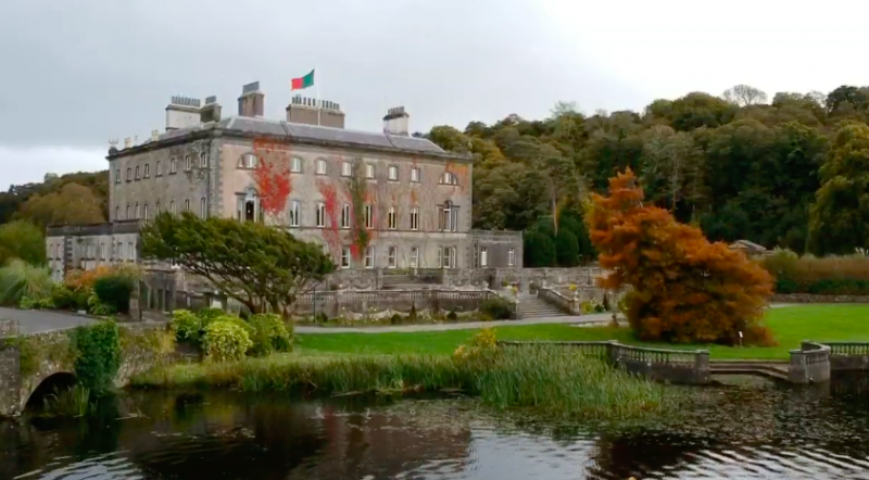 things to do in Mayo Ireland - visit the Westport house!