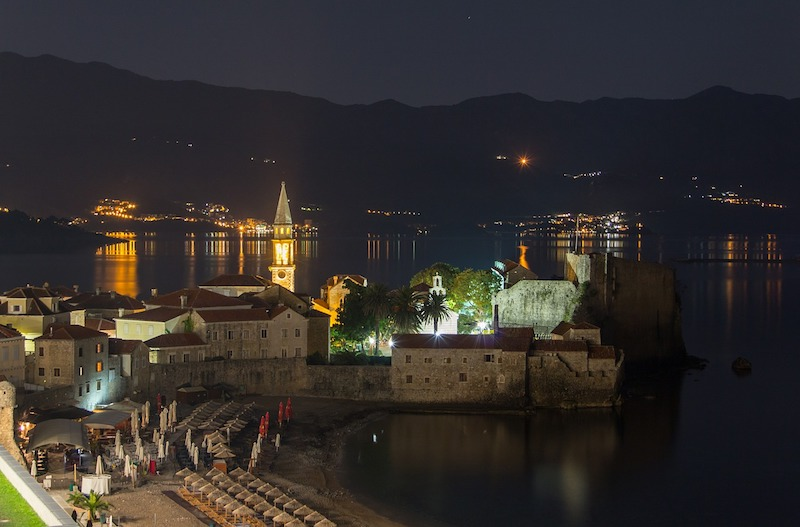 Going out in Budva - a fun thing to do while in Montenegro