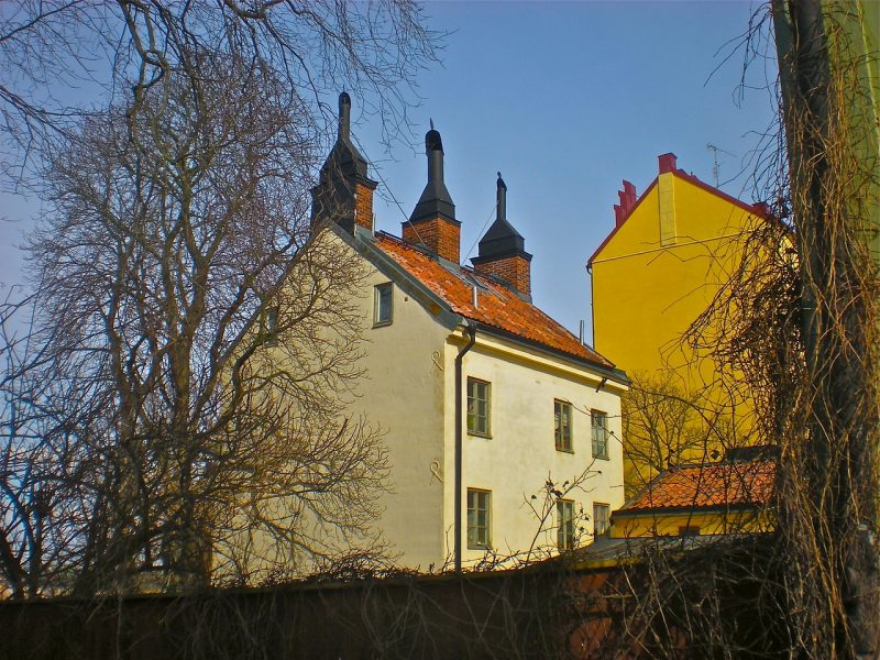 Houses in Sodermalm
