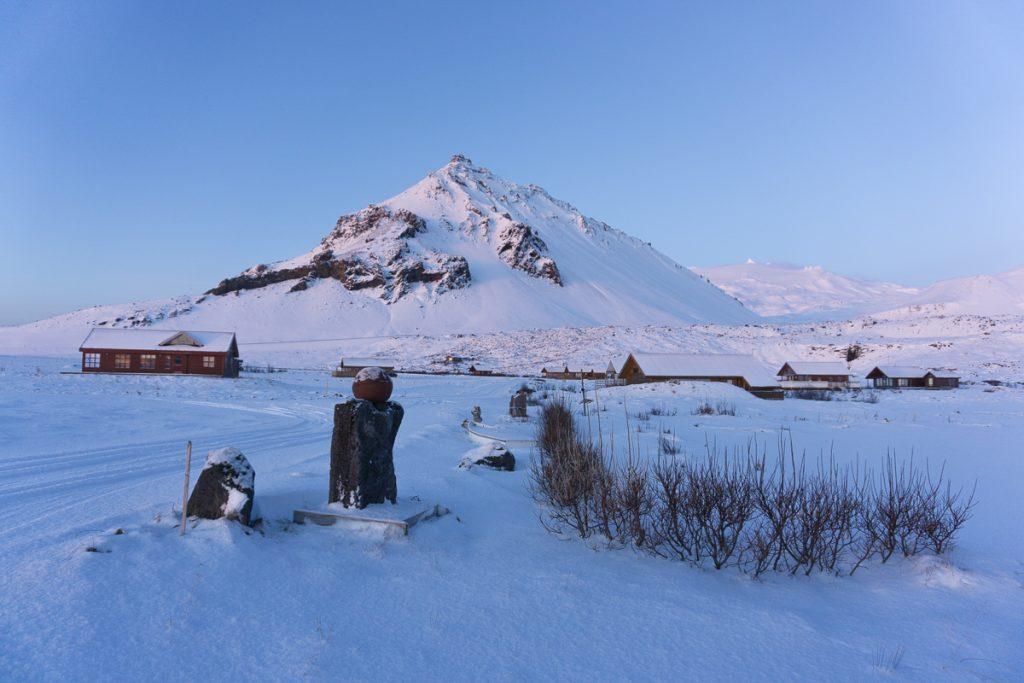 Arnarstapi - Iceland off the beaten track