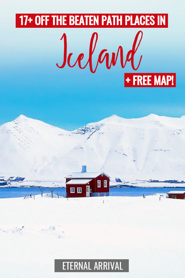 Want to see a non-touristy side of Iceland? Check out these suggestions for Iceland off the beaten path
