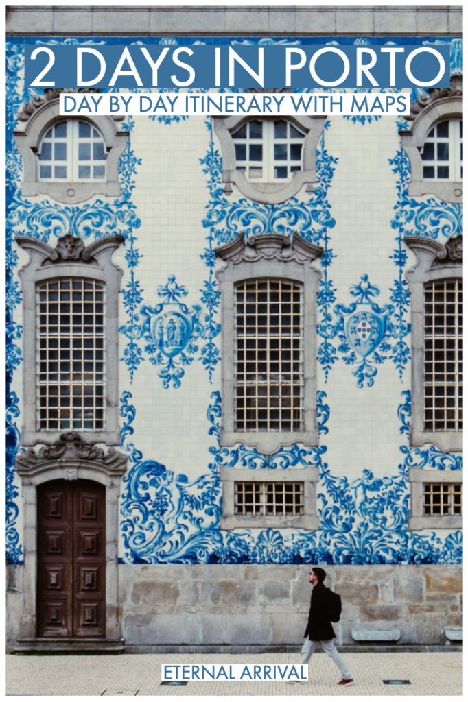 Planning a weekend in Porto or have 2 days in Porto planned? Here's your quick Porto travel guide, with all my favorite things to do in Porto, from azulejos to bridges to river cruises to my favorite Porto restaurants, plus tips for making the most of your Porto itinerary (including easy day-by-day breakdowns and Porto maps)
