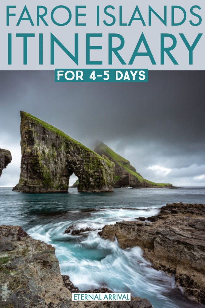 Planning a trip to the Faroe Islands? This Faroes itinerary will help you plan the perfect Faroe Islands road trip. From popular stops like Gasaladur Waterfall and Gjogv and Torshavn to offbeat places like Vidareidi and Suduroy, here is a bunch of Faroe Islands travel inspiration to help you plan the perfect Faroe Islands itinerary!