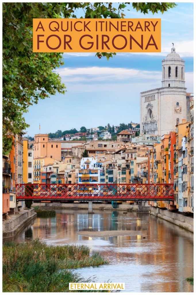 Want to travel to Girona, Spain? This Game of Thrones filming location is also a wonderful city break in Spain and an easy day trip from Barcelona. With tips for Girona restaurants, museums, photography spots, and the best things to do in Girona in one day, this guide will help you plan the perfect Girona city break.