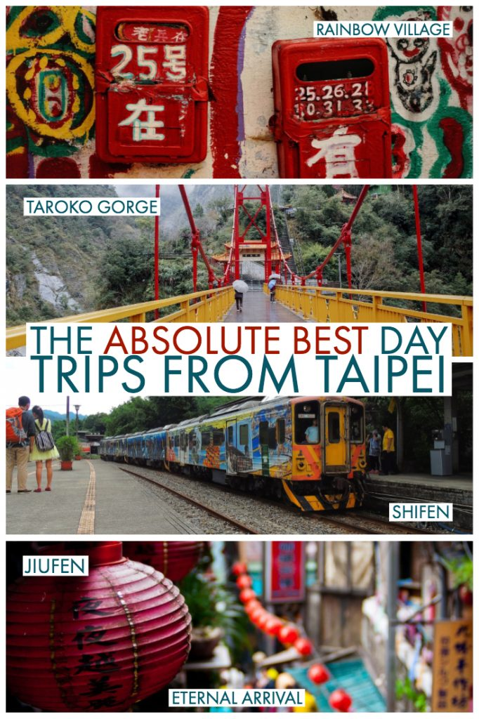 13 Incredible Day Trips from Taipei - Eternal Arrival