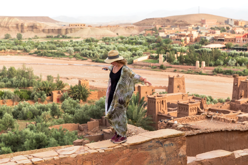 what to wear in morocco in november