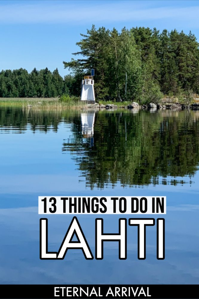 Planning to visit Lahti, Finland? This guide to the best things to do in Lahti and Finnish Lakeland will help you develop the perfect Finland travel plan!