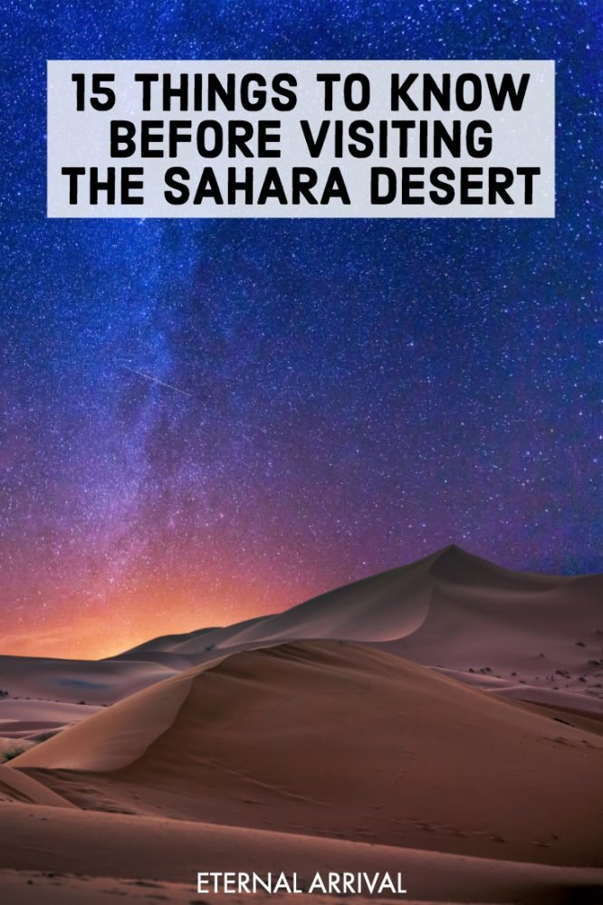 Planning to travel Morocco? The Sahara Desert in Merzourga is a Morocco bucket list must! Riding camels in the Sahara at sunset is amazing. It's a wonderful place for desert and night photography, seeing the beauty of the starry night sky. This Sahara Desert tour from Marrakech includes a desert camp experience in a desert tent, tips on what to wear in the Sahara and outfit ideas, and mistakes not to make on your Sahara Desert trip.