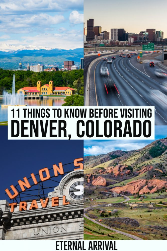 Planning to travel Denver, Colorado? Before you make a list of the best things to do in Denver, be sure to read these Denver tips. From advice on hiking near Denver, Denver restaurants & food scene, how to get around, dispensaries, neighborhoods, bars & breweries -- this Denver travel guide covers a bit of everything!