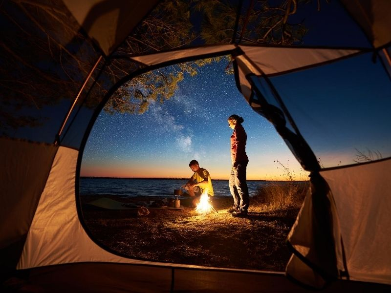 75 Perfect Camping Quotes & Captions for Instagram ...
